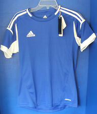 ADIDAS FORMOTION~Cobalt Blue CONDI 12 Soccer / Football JERSEY~Youth XL~NWT