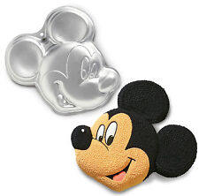 Mickey Mouse Cake Jelly pan Tin Mould Mold Baking Birthday Party
