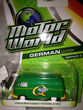 Greenlight MOTOR WORLD Volkswagen Panel Bus  Quaker State
