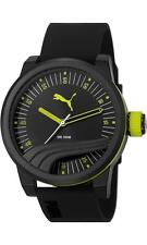 PUMA Pu103831003 Mens Ultimate Silicone Watch - 2 Year