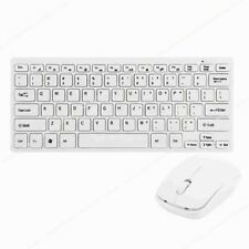 """Wireless MINI Keyboard & Mouse for SAMSUNG UE40H6400 Smart 3D 40"""" LED TV WT HS"""