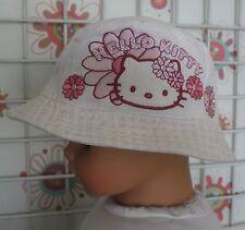 chapeau de soleil fille 18/24 mois 48 cm HELLO KITTY