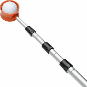 """JP Lann 15"""" Foot Golf Ball Retriever Round New"""