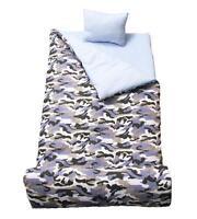 SoHo Kids Collection, Blue Camouflage Sleeping Bag