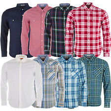 Levi's Collared Casual Shirts & Tops for Men