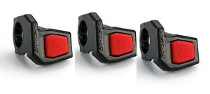 3 x Button Wireless RISK RACING The Ripper System Tear off Automatic MX - New
