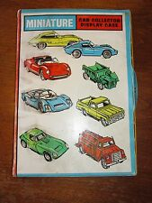 Tootsie Toy and Lesney Vintage Cars in Carrying Case * FREE SHIPPING!!