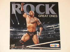Dwayne The Rock Johnson WWE Great Ones 2012 Toys R Us Promotional DVD Promo NEW