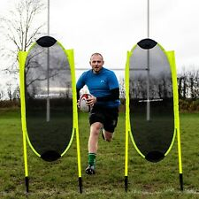 5Ft Spring Back Rugby Training Mannequins [Pack Of 3]