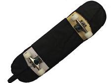 82*22cm Black Standard Skateboard Carry Bag Handy Case Travel Backpack Straps c