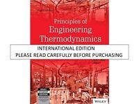 Fundamentals of Engineering Thermodynamics by Michael J. Moran, Margaret B. B...