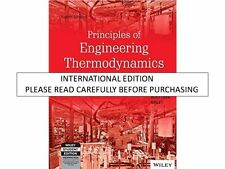 Fundamentals of Engineering Thermodynamics by Michael J. Moran, Margaret B. B...