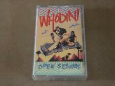 Whodini Open Sesame Cassette Rock You Again Be Yourself Life Is Like A Dance