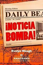 Noticia bomba! (La Conjura De La Risa) (Spanish Edition)