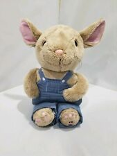 Zoobies Storybook Plush If You Give Your Mouse A Cookie