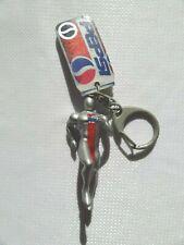 Pepsiman figure key ring key holder run