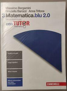 Matematica.Blu 2.0 Con Tutor seconda edizione (con ebook) Vol. 3