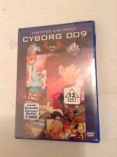 Cyborg 009 - Uncut and Unedited (DVD) 2-Disc Set! SONY DVD! English Dub! NEW!