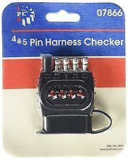 Innovative Products of America IPA 7866 4/5-Way Pin Trailer Circuit Tester