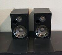 Nakamichi S-1A / S-1B 2-way Vintage Bookshelf Speakers
