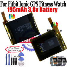 Original 3.8V 195mAh Battery For Fitbit Ionic Fitness Tracker Smart Watch