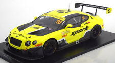 Spark Bentley Continental GT3 Macau World Cup 2016 Fong #10 1/18 Scale LE of 300
