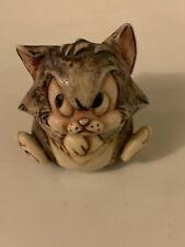 Disney Harmony kingdom Figero figure Cat