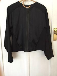 Ginger & Smart Black Jacket Size 8