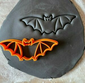 Bat cookie/ biscuit cutter, animal, Halloween,