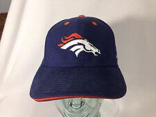 Denver Broncos Bud Light Hook & Loop Adjustable Unused Cap - One Size