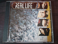 REAL LIFE - Flame CD New Wave / Synth Pop / Curb Germany