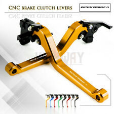 CNC Long Lever Brake Clutch Adjustable Lever for SUZUKI GSX1250 F/SA/ABS 10-16