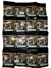 SEALED Complete Set of 16 LEGO 71026 DC Super Heroes Collectible Minifigures Lot
