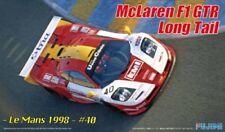 Mclaren F1 GTR le Mans 1998 1 24 Plastique Model Kit FUJIMI