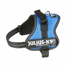 Dog Harness Trixie Julius K9 Powerharness Adjustable Size Mini Mini Blue