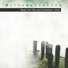 PETER ANDERSSON Music for Film and Exhibition I/Natura Fluxus 2CD+DVD LTD.400