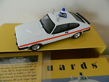 Vanguards Corgi VA10805 Ford Capri 3.0S Sussex Police