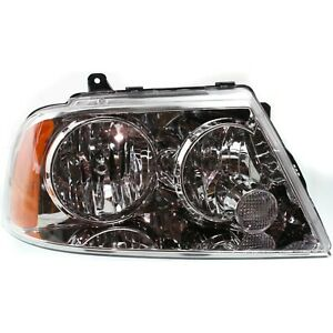 Headlight For 2004-2006 Lincoln Navigator Luxury Ultimate Right With Bulb