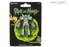 Rick and Morty - Snowball Enamel Pin-IKO1191
