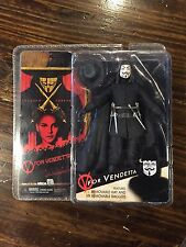 Neca Cult Classics V For Vendetta Reel Toys NEW