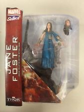 Marvel Select Jane Foster figure. New.