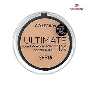 Collection Ultimate Fix Foundation Concealer Powder- 02 Honey 8g