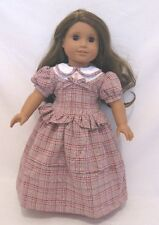"Doll Clothes Fit AG 18"" Dress Addy Civil War Era Made To Fit American Girl Dolls"
