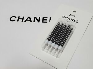 Chanel No.5 Factory Limited Edition Collectible Birthday Candle set N 5