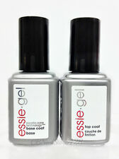 ESSIE GEL - BASE & TOP COAT COMBO - UV LED GEL POLISH 12.5ml/ .42oz