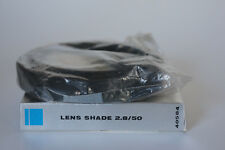 Hasselblad oscurecidos lens Shade hood for 2,8/50 mm neu-40584