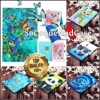 Etui Coque Housse XL COLORS Cuir PU Leather Case Cover Tablet iPad 10.2 (2019)