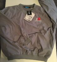 NWT Tri-Mountain Men's Pullover Size L Dexter Axle Logo