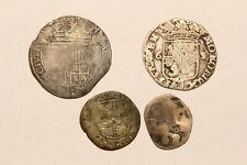 Netherlands / Kampen - 4 silver coins (#47)