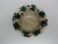 Vintage Fritz And Floyd Wild Berries Serving Bowl Raspberries Euc